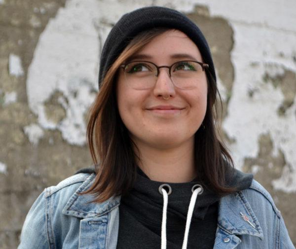 Paloma Ponti, volunteer coordinator