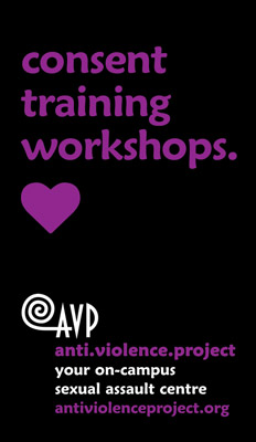 consent training workshops with AVP