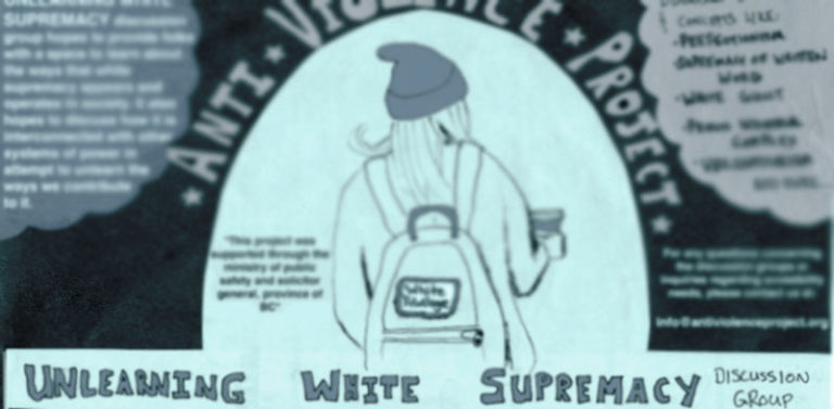 Reflections on our first Unlearning White Supremacy discussion group