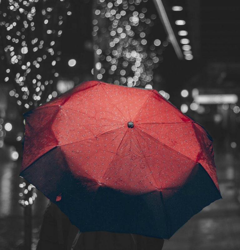 Red Umbrella Day