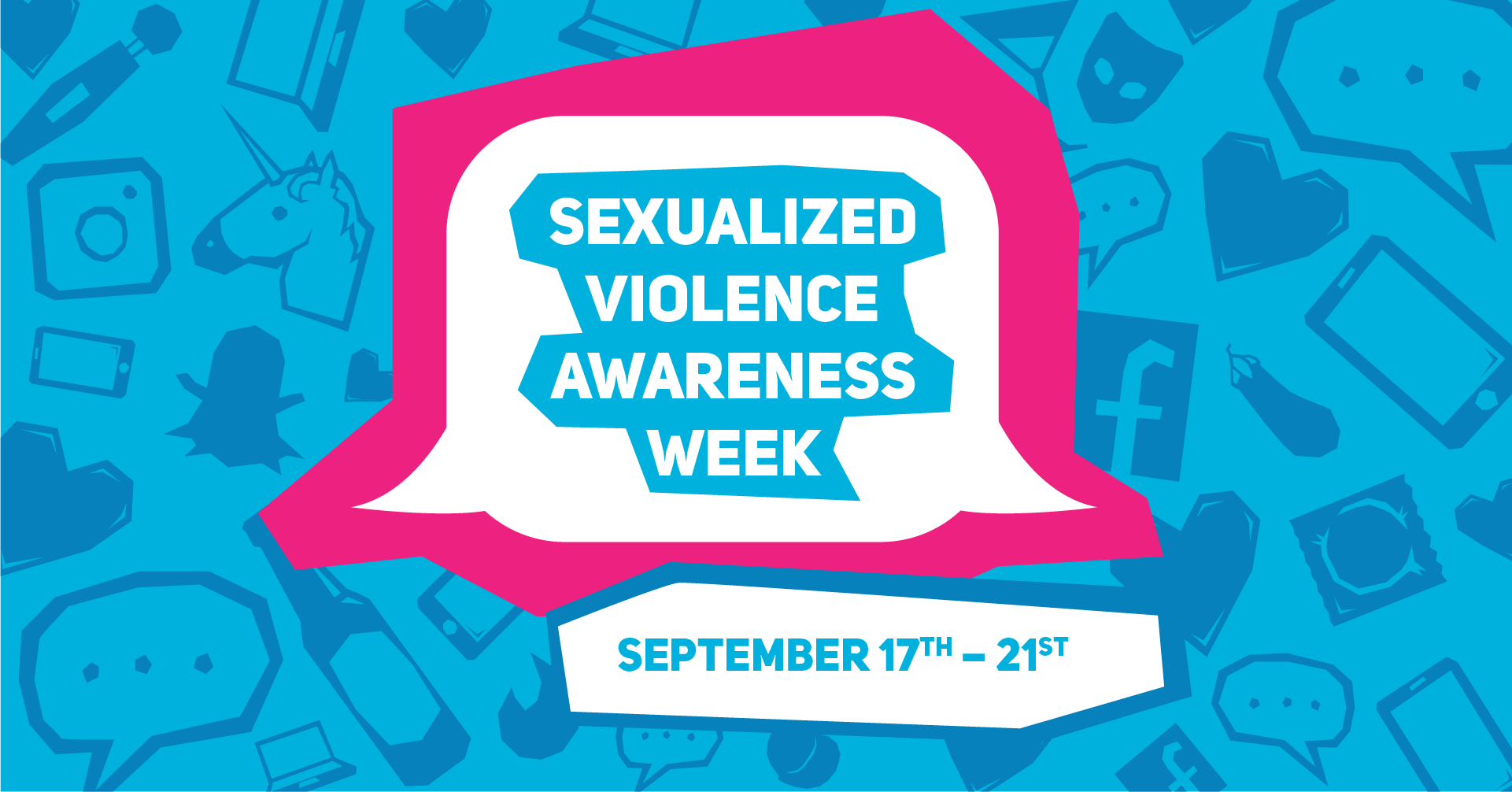 Sexualized Violence Awareness Week
